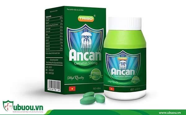 Ancan giúp hỗ trợ điều trị ung thư vòm họng hiệu quả