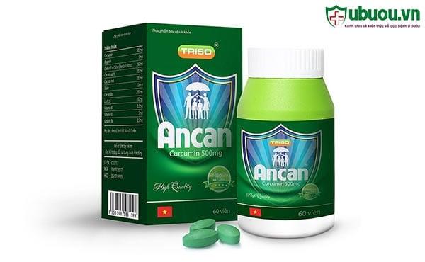Ancan - Thực phẩm bảo vệ sức khỏe