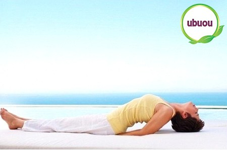 Bài tập yoga Matsyasana – Tư thế con cá tốt cho sức khỏe và giảm sự phát triển của u xơ tử cung