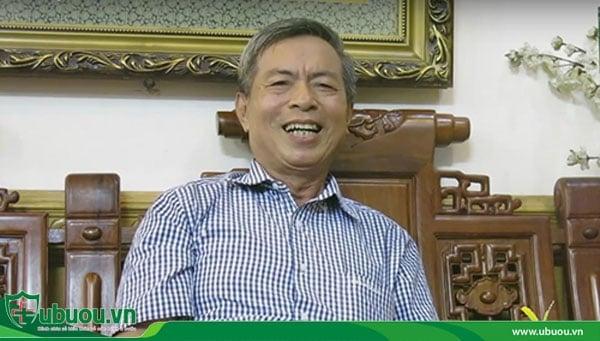 Bác Nguyễn Trọng Điều - Ung thư vòm họng
