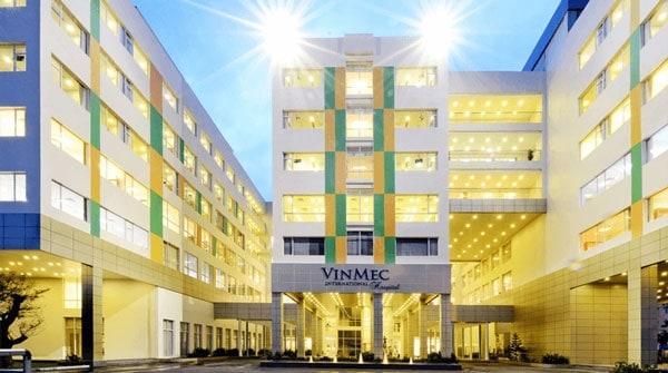 Bênh viện đa khoa Quốc tế Vinmec