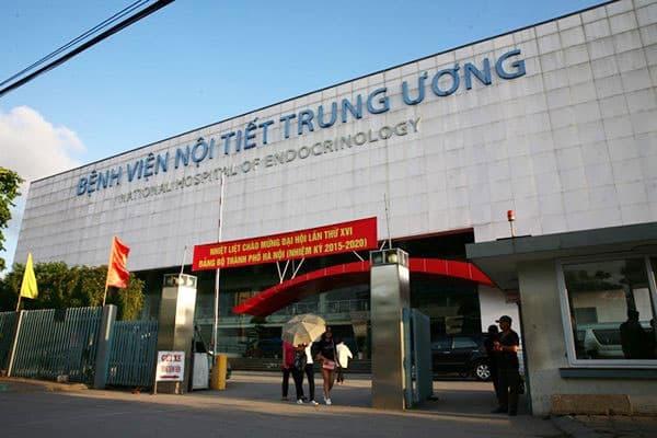 Bệnh viện nội tiêt Trung Ương