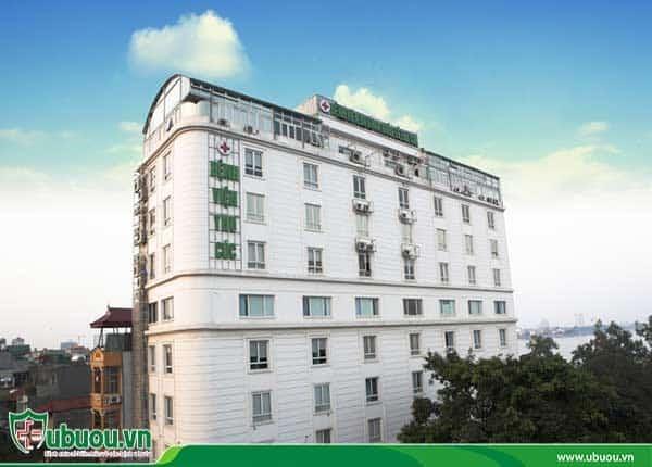 Bệnh viện quốc tế Thu Cúc trực thuộc tập đoàn Zinnia Corp