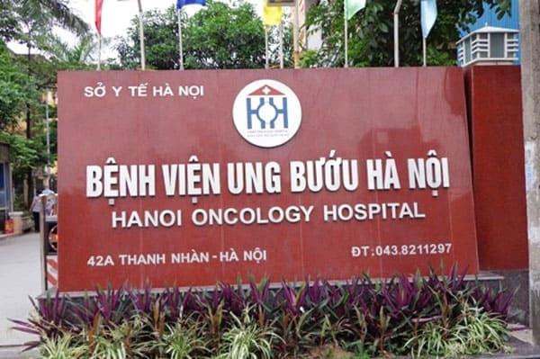 Bệnh viện u bướu Hà Nội