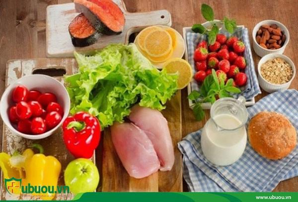 Chế độ ăn uống của bệnh nhân ung thư tuyến giáp