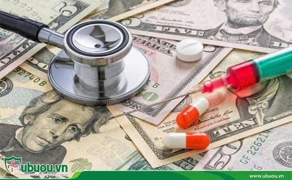 Chi phí chữa bệnh ung thư gan bao gồm chi phí thuốc men