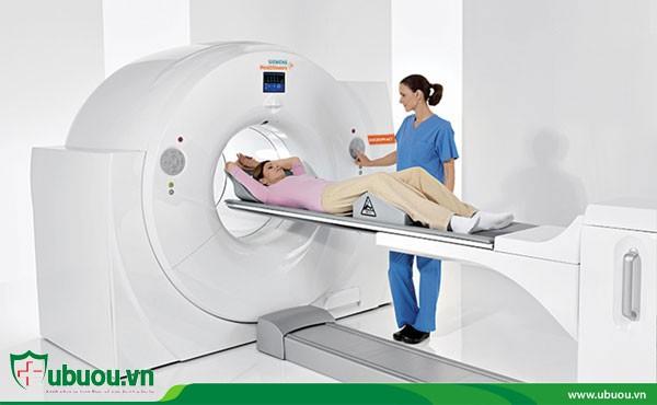 Chụp PET kiểm tra ung thư tuyến giáp di căn hạch cổ