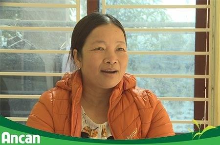 Cô Ninh - Bệnh nhân u xơ tử cung