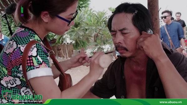 Đạo diễn Hồ Vân - Bệnh nhân ung thư vòm họng