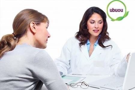 Cần phải được thăm khám để chấn đoán và đưa ra hướng điều trị u xơ tử cung