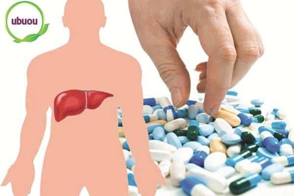 Thuốc điều trị xơ gan cần tuân theo đơn kê của bác sĩ
