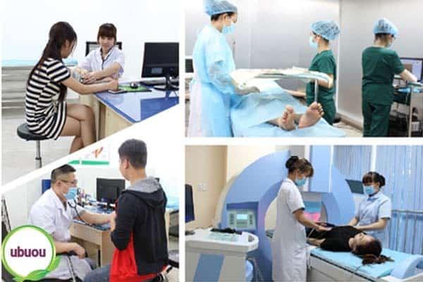 Điều trị xơ gan theo phương pháp xung mạch tần số thấp
