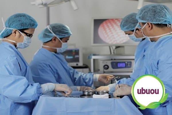 Điều trị u xơ tuyến vú phẫu thuật áp dụng cho bệnh nhân có nhân xơ lớn