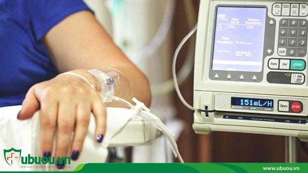 Điều trị u tuyến giáp bằng phương pháp hóa trị