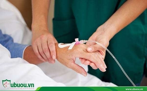 Giai đoạn đầu cần được kiểm tra sức khỏe thường xuyên