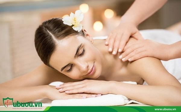 Massage kết hợp điều trị u tuyến giáp