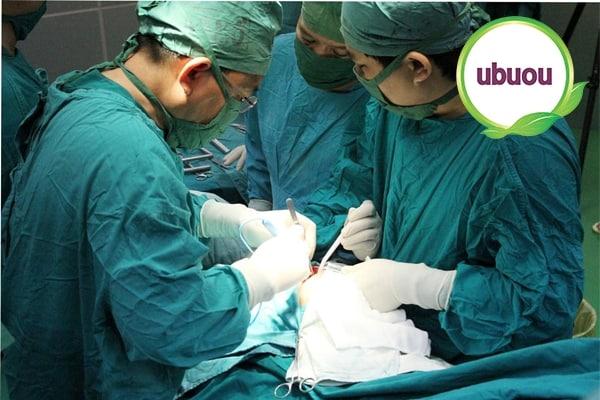 Phẫu thuật điều trị u nang buồng trứng