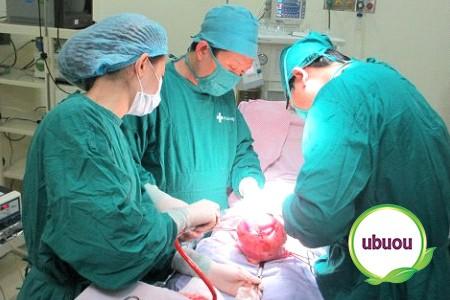 Điều trị u xơ tử cung bằng phẫu thuật