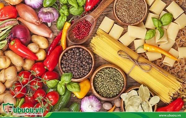 Bệnh nhân ung thư hạch cần tăng cường ăn rau củ quả và ngũ cốc nguyên hạt