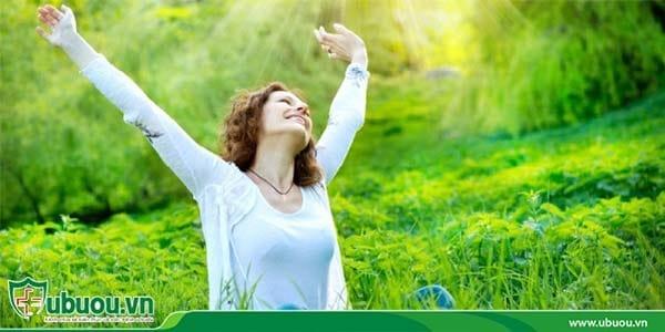 Giữ một tinh thần thoải mái, tích cực trong khi điều trị bệnh