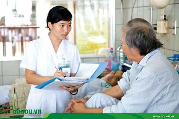 Theo dõi bệnh nhân sau quá trình điều trị