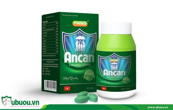 Thuốc Ancan hỗ trợ điều trị ung thư tuyến giáp