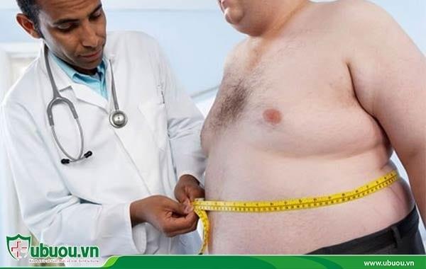 Tránh tình trạng béo phì - Một trong các nguyên nhân gây ra ung thư hạch