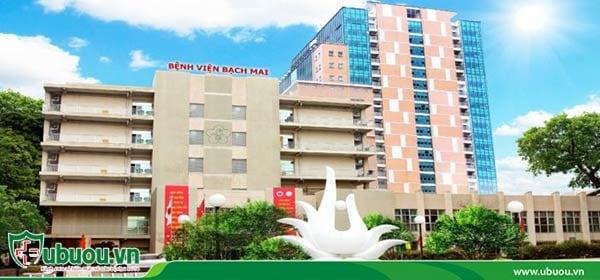 Bệnh viện Bạch Mai - Đây là nơi không thể thiếu khi nghĩ tới điều trị ung thư gan ở đâu tốt nhất