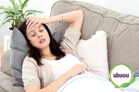 Rong kinh thường khiến chị em mất nhiều máu dẫn đến cơ thể mệt mỏi, xanh xao