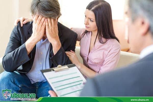 Lo lắng, suy nghĩ quá nhiều sẽ tác động tiêu cực tới quá trình điều trị