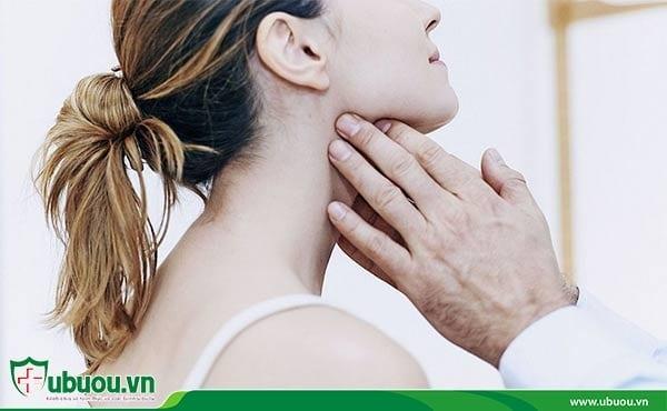 Ung thư hạch có chữa được không với biểu hiện nổi hạch rõ rệt
