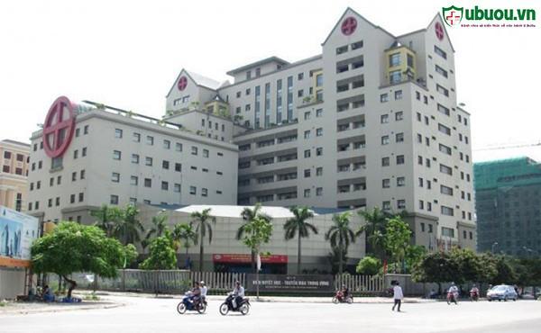 Viện huyết học và truyền máu TW