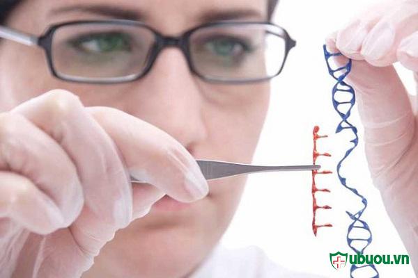 Bệnh K tuyến giáp có tính di truyền