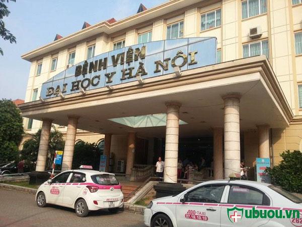 Bệnh viện đại học y Hà Nội có nhiều bác sỹ có chuyên môn cao điều trị nhân xơ tuyên giáp
