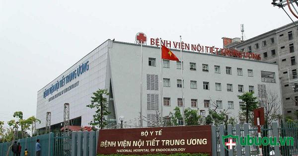Bệnh viện nội tiết trung ương chữa nhân tuyến giáp