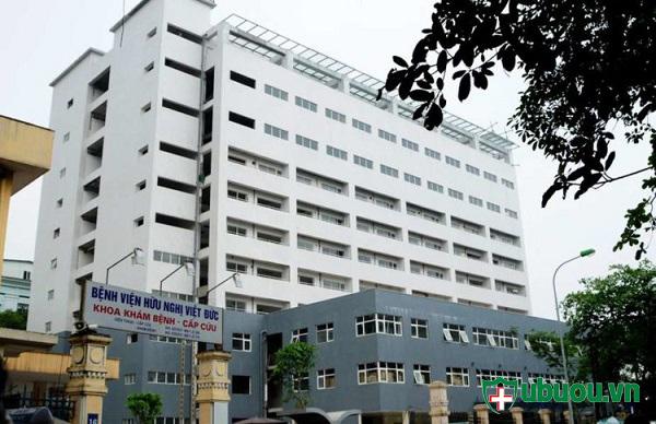 Bệnh viện hữu nghị Việt Đức chữa bệnh Phình Tuyến Giáp
