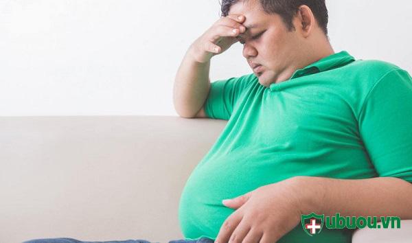 Béo phì là một trong các nguyên nhân gây ra bệnh u tuyến giáp