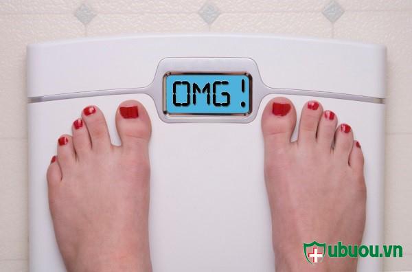 sụt cân bất thường là dấu hiệu bệnh ung thư trực tràng