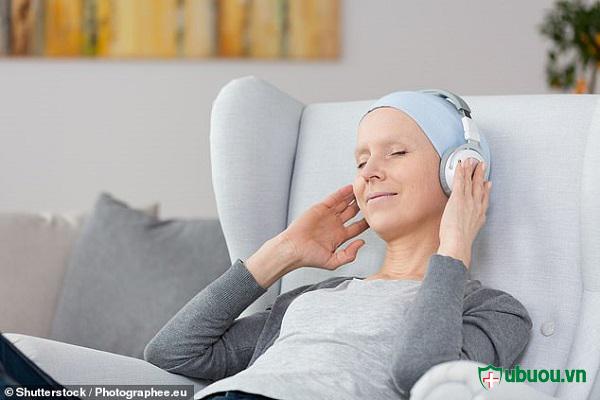 Nghê nhạc hỗ trợ quá trình điều trị bệnh K tuyến giáp