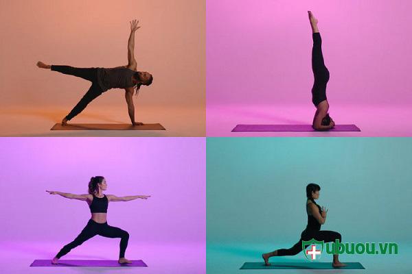 tập yoga chữa bệnh ung thư trực tràng