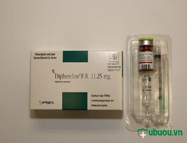 thuốc điều trị bệnh u xơ tử cung