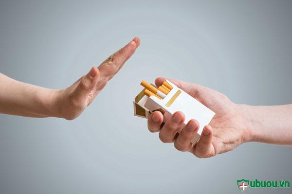 Thuốc lá có ảnh hưởng trực tiếp tới căn bệnh basedow