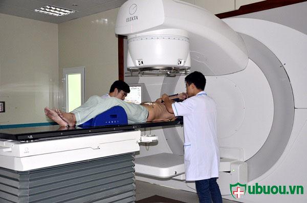 Chữa nhân xơ tuyến giáp bằng hóa trị