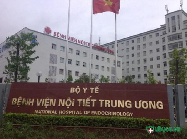 Bệnh viện nội tiết trung ương chưa ung thư tuyến giáp
