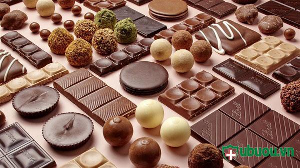 Chocolate có quá nhiều đường không tốt cho ung thư tuyến giáp