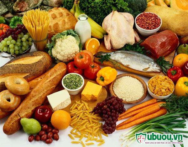Thực phẩm tốt cho người bệnh basedow