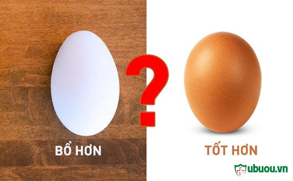 ăn trứng gà và trứng vịt trứng nào tốt hơn cho bệnh nhân điều trị ung thư tuyến giáp