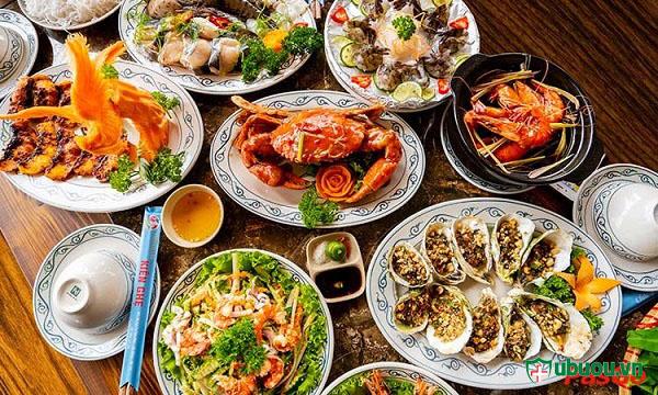 ung thư tuyến giáp không nên ăn hải sản