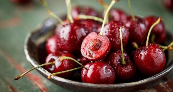 Cherry có nhiều vitamin bồi đỏ sức khỏe