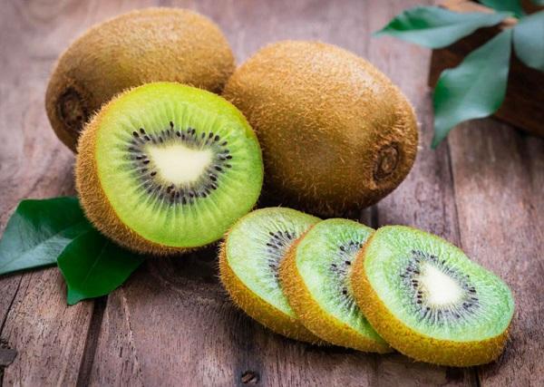 Kiwi có nhiều vitamin bồi đỏ sức khỏe